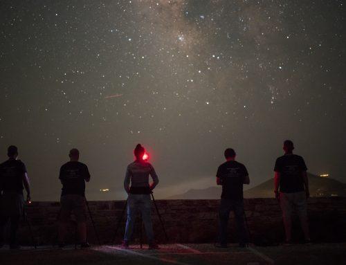 Astrophotography & Timelapse Workshop, June 2018, Antiparos Greece