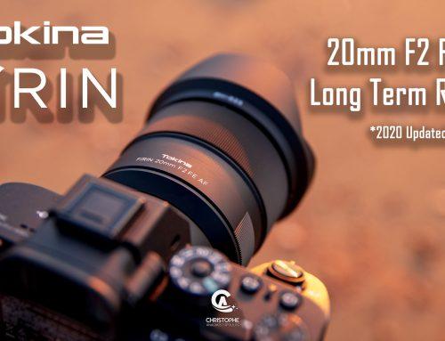 Tokina Firin 20mm F/2 AF Review
