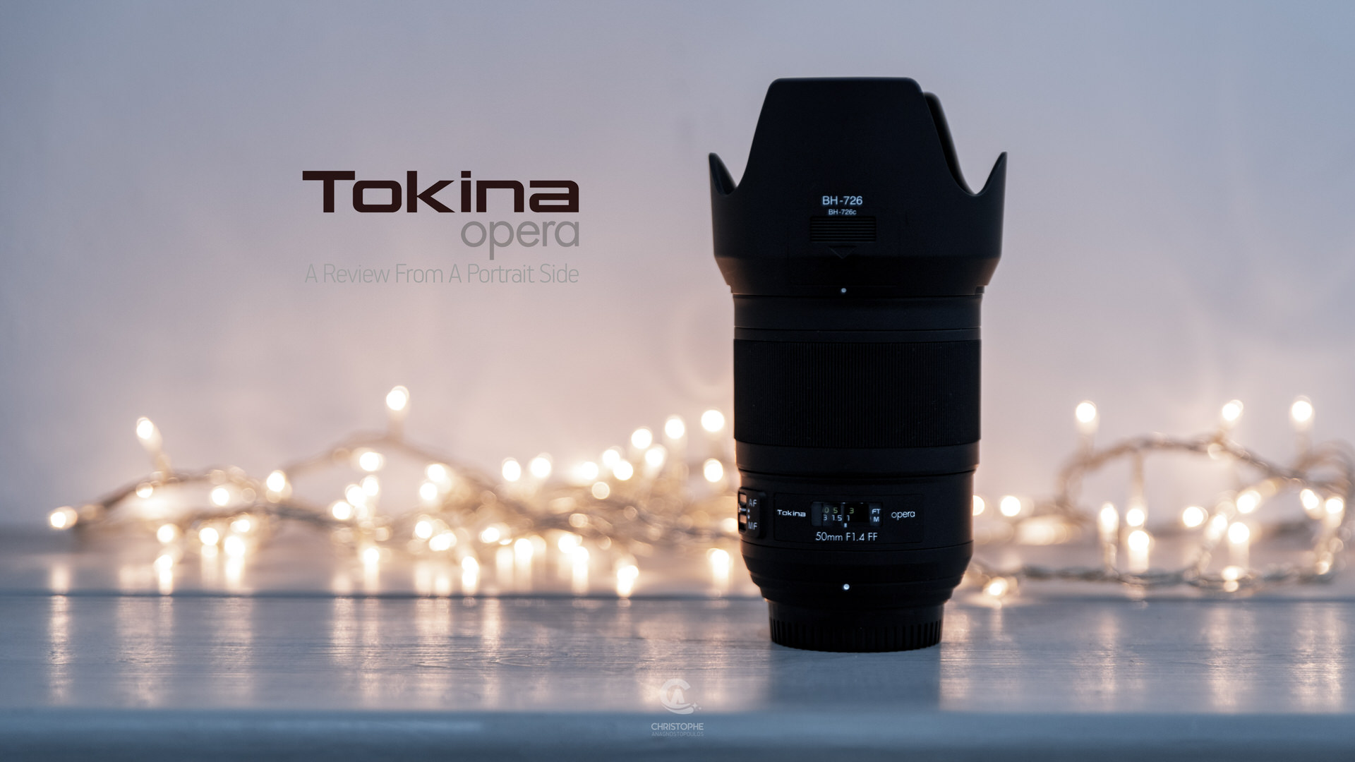 Tokina Opera 50mm - A Review from A Portrait Side