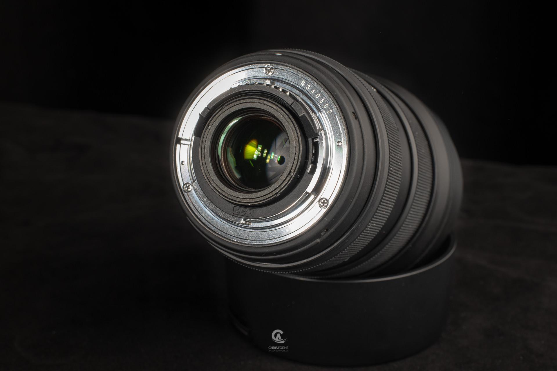 Lens @ 16mm