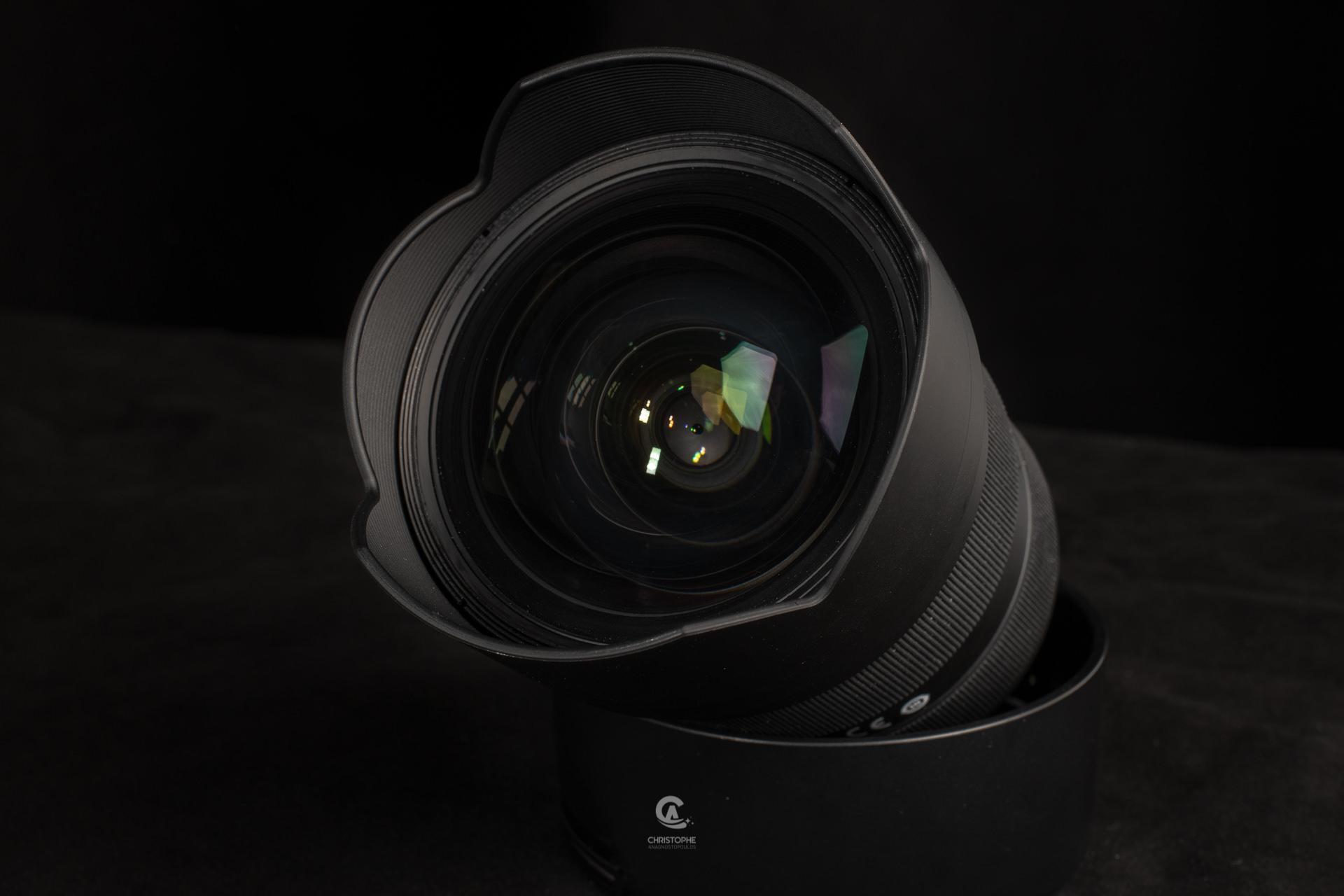 Lens @ 28mm