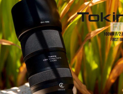 Tokina FíRIN 100mm F2.8 FE MACRO – First Impressions