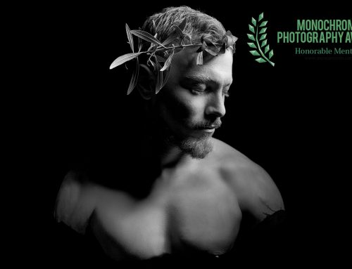 Honorable Mention in Monochrome Photography Awards