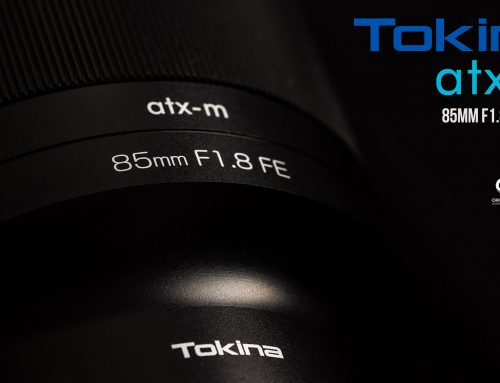 Tokina atx-m 85mm F1.8 FE Review (Greek)