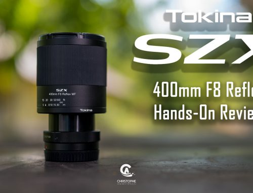 Tokina SZX 400mm F8 Reflex MF Lens Review