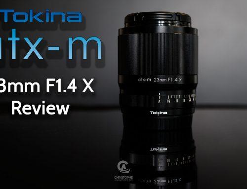 Tokina atx-m 23mm F1.4 X Lens Review