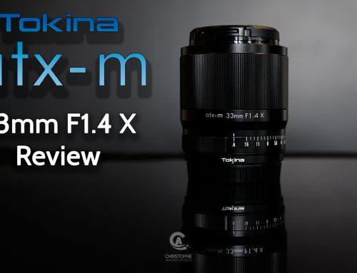Tokina atx-m 33mm F1.4 X Lens Review