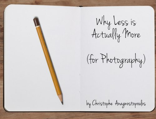 Why Less is Actually More (in Photography)