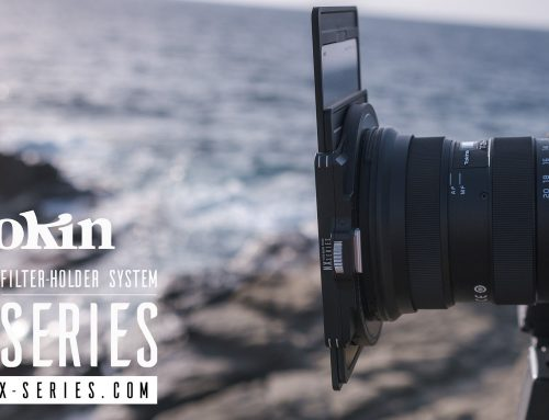 Cokin NX-Series Filter Holder System – New Commercial Video